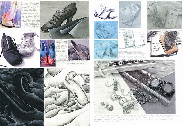 gcse sketchbook pages drawing igcse examples sketchbooks observational drawings students student artist creative layout presentation inspire sketch level georgia research